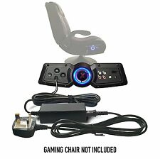 XRocker Gaming Chair Replacement Mains Adapter Power Supply Cord 12V / DC 12V AC