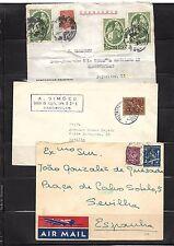 Portugal. Conjunto de 6 piezas de Historia Postal