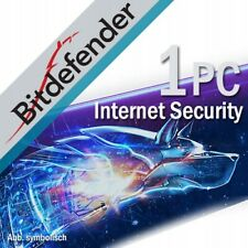 Bitdefender Internet Security 1 PC 1 ROK PL