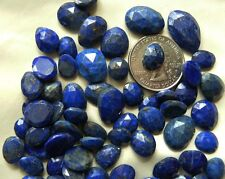 Lapis Cabochons over 150 cabochons 585-Cts Large assortment 15x11 12x8 10x8 etc.