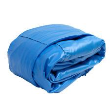 Ersatzfolie �˜ 3,60 x 0,90 m 0,40 mm blau - Poolfolie Innenhülle für Rundpool