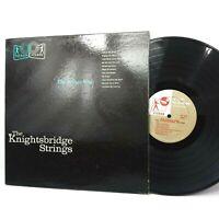 The Knightsbridge Strings. The strings sing Vtg vinyl LP record VG++ RARE