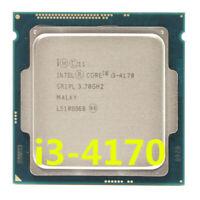Intel Core i3-4170 CPU Dual Core 3M 3.7GHz LGA1150 SR1PL 55W Processor