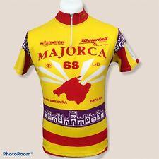 Vintage Short Sleeve Cycling Jersey Majorca