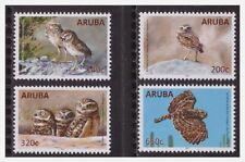 Aruba 2016 Uilen Owls Eule Hibou MNH