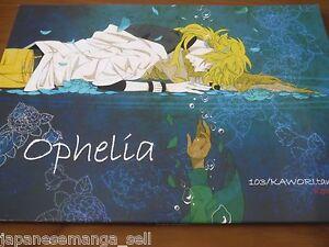 POCKET MONSTERS doujinshi POKEMON (B5 76pages) 103 KAEORI. tanimura Ophelia