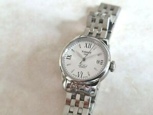 Tissot Le Locle Automatic St. Steel Silver Dial Women's Watch L134/234