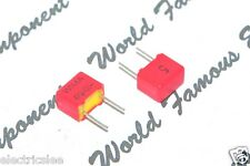 400V 2.5/% pitch:5mm Capacitor FKP2G011501D00HSSD WIMA FKP2 1500P 10pcs 1,5nF