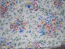 Longaberger Liner SPRING FLORAL Fabric, Fits STEP-IT-UP/ODDS & ENDS Basket, NEW