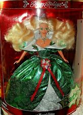 Happy Holidays  Barbie Special Edition 1995 New in Box