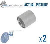2 x NEW BLUE PRINT OUTER SUSPENSION ARM BUSH PAIR GENUINE OE QUALITY ADH28014