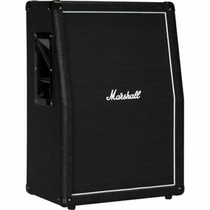 """Marshall MX212AR 160W 2x12"""" Guitar Amp Vertical Extension Cabinet MX212"""