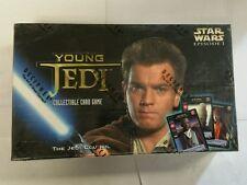STAR WARS Young Jedi The Jedi Council BOOSTER Box CCG