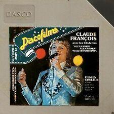 Film Super 8: Claude François Discofilms