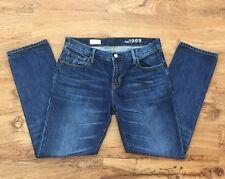 Gap Sexy Boyfriend Jeans 100% Cotton Great Looking Women's Size 27 / 32 x 28