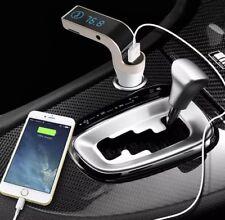 USB CHARGER KIT | Bluetooth Car Kit Hands free FM Transmitter Radio MP3 Player
