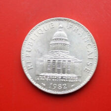 France-Frankreich: 100 Francs 1982 Silber, ST-BU, KM# 951, F# 0820
