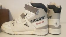 RARE Vintage 80s Golds Gym Gladiator High top shoes mens 9.5