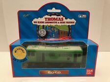 Thomas & Friends Wooden Boco 1996 BAN DAI Britt (German Version) 99017 NIB Rare!