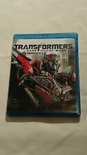 Transformers: Dark of the Moon (Blu-ray Disc, Canadian)