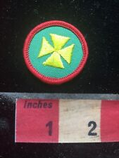 Quite Small IRON CROSS Patch 75V3