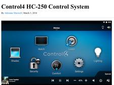 Control4 and Remote