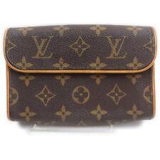 Louis Vuitton Messenger Bag Pochette Florentine M51855 Browns Monogram 913527
