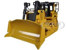 CAT CATERPILLAR D8T TRACK TYPE TRACTOR WITH RIPPER 1/50 BY DIECAST MASTERS 85299