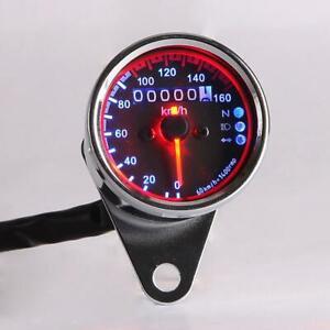 Motorcycle LED Backlit Speedmeter For Suzuki Intruder VS 700 750 800 1400 1500