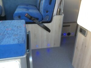 Lightweight Plywood Campervan Furniture Board 15mm Elm Driftwood Effect 8 x 4ft