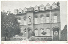 St. Joseph's School, Brook Green, W., 1905 postcard
