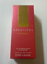 Estee Lauder BEAUTIFUL Women's 2.5 oz Eau De Parfum Spray