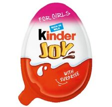 New Kinder Joy with Surprise Eggs in Toy & Chocolate For Girls - 1 x qty India