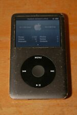 Apple iPod classic 7th Generation Black (120 GB) w/ 11k+ songs