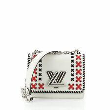 Louis Vuitton bolso de mano cuero Envejecida Epi PM Twist