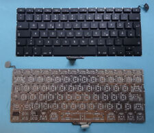 "Teclado Apple MacBook Pro uibody a1278 13,3"" mb466 mb477 mb990 QWERTZ Keyboard"