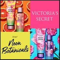Victoria Secret Body Mist Neon Botanic Fragrance  -  Limited Edition