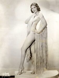 Burlesque, Strippers, Dancers Vintage Photo Re-Print High quality, 754 B