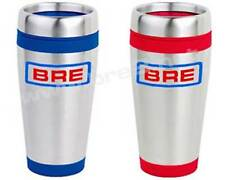 BRE Stainless Steel Travel Mug 16oz RED or BLUE Sold By Peter Brock BRE