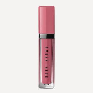 NEW Bobbi Brown Crushed Liquid Lip Moisture Lipstick PEACH & QUIET Full Size Box