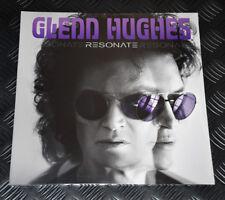 Glenn Hughes 'Resonate' German '17 Gatefold LP Violet Color Vinyl Record V.Rare