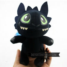 DRAGON TRAINER 2 SDENTATO PELUCHE FURIA BUIA PUPAZZO plush Toothless night fury