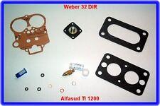 ALFASUD TI, Weber 32 dir, carburatore REP. KIT