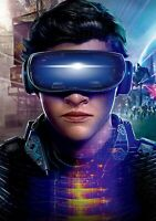 READY PLAYER ONE Movie PHOTO Print POSTER Textless Film Art Tye Sheridan Wade 03