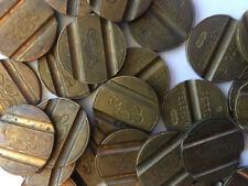 Copper Exonumia Tokens