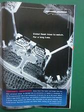 8/2006 PUB NORTHROP GRUMMAN UAV DRONE GLOBAL HAWK ISR USAF IRAK ORIGINAL AD
