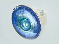 Großartiger Silberring 925 - Ring Silber - Damenring Designerring - tolle Optik