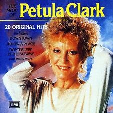 Most of Petula Clark by Petula Clark (CD, Aug-1994, EMI Music Distribution)