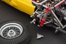 Exoto XS 1961 Ferrari Dino 156/65 F1 / GP of Belgium at Spa / 1:18 / #GPC97201-S