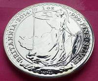 2014 ROYAL MINT BRITANNIA  ' MINT ERROR / MULE ' SILVER  £2 TWO POUND 1oz COIN